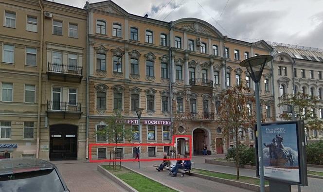 Коммерческая недвижимость в питере купить химки молодежная 64 аренда офиса