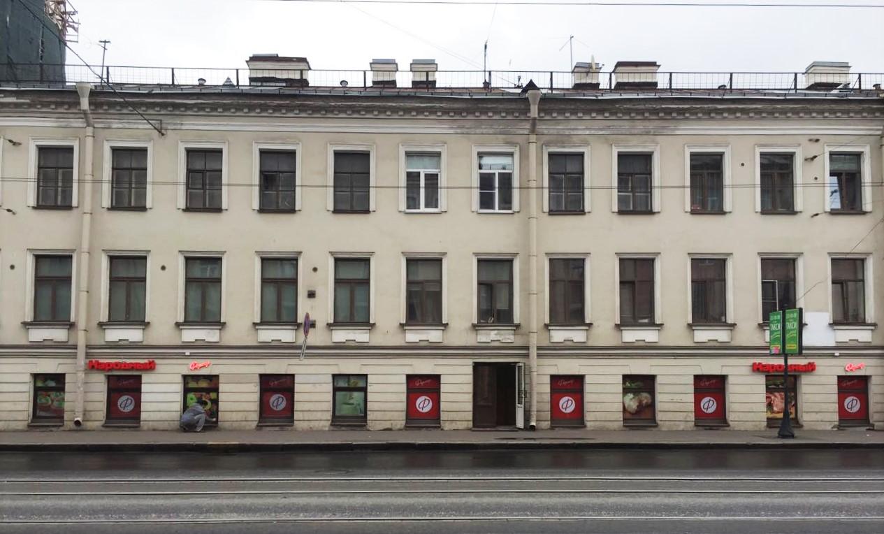 Продажа коммерческой недвижимости с арендатором в санкт петербурге найти помещение под офис Украинский бульвар